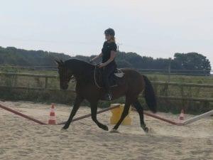 Equitation centrée